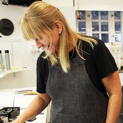 Anna Andersson. Foto: Jeanette Söderwall