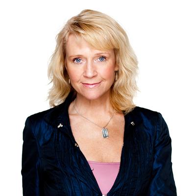 Pia Kronqvist. Foto: Fotografica