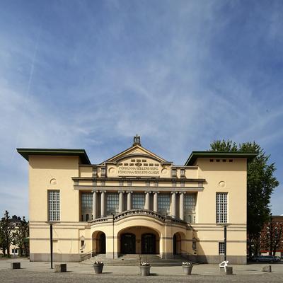 Stora teatern i Norrköping. Foto: Peter Holgersson