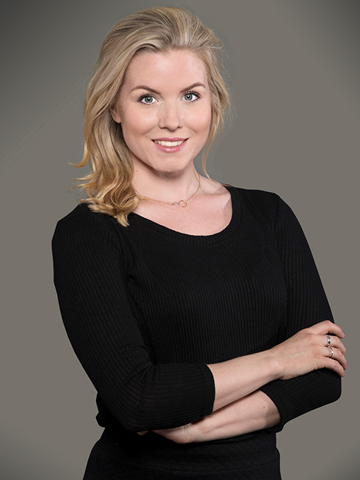 Bild på Sara Ollinen