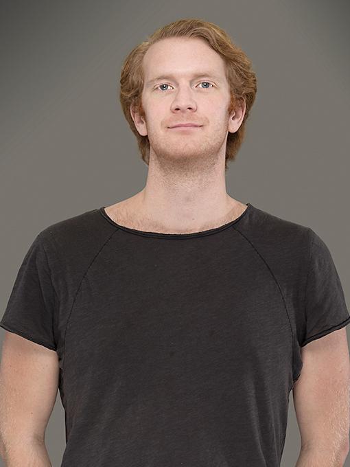 Bild på Fredrik Sjöstedt
