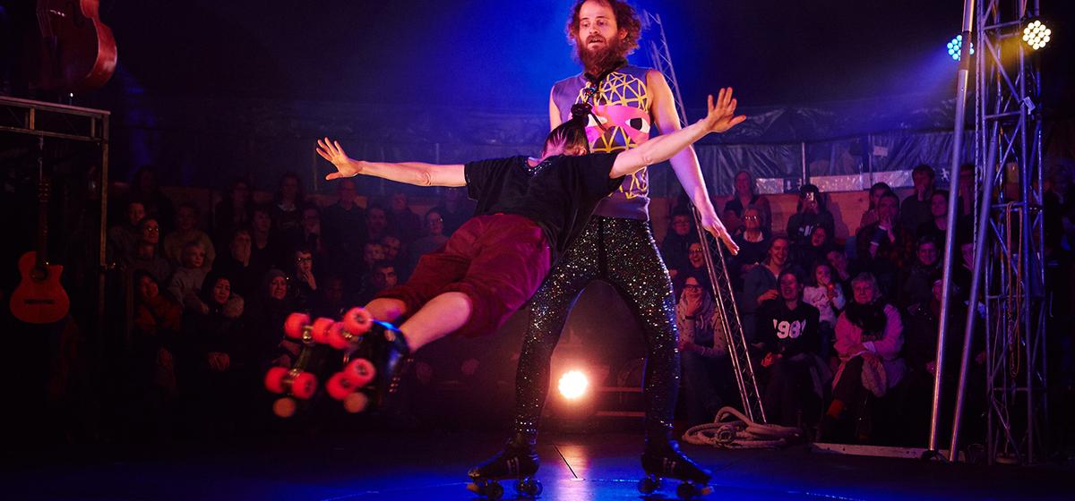 Circus I love you - Circus I love you. Foto: Minja Kaukoniemi