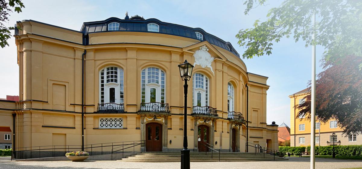 Stora teatern i Linköping - Foto: Peter Holgersson