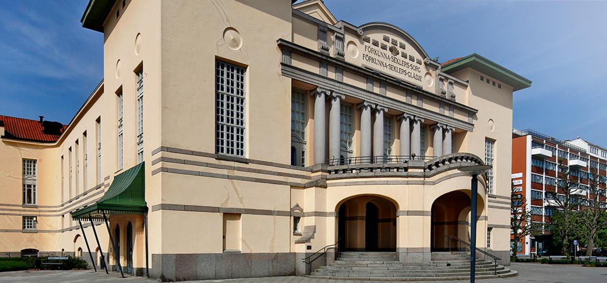Stora teatern i Norrköping - Foto: Peter Holgersson