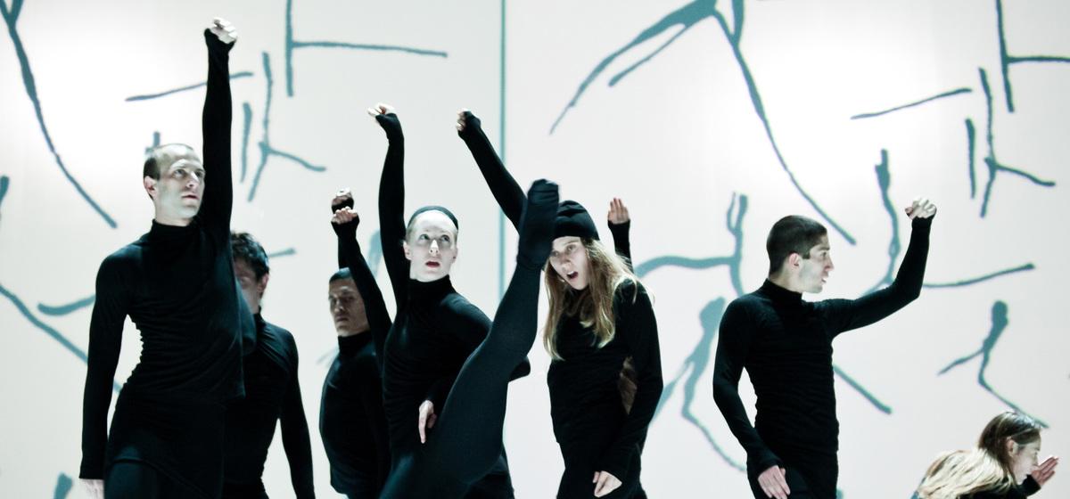 Våroffer och Henri Michaux : Mouvements - Foto: Sylvie-Ann Paré