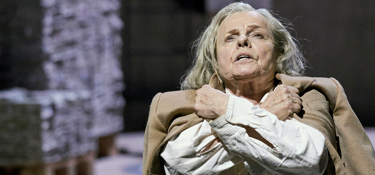 Marie Göranzon - Foto: Micke Sandström