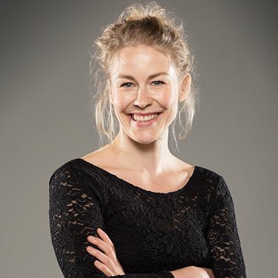 Caroline Harrysson. Foto: Fotografica