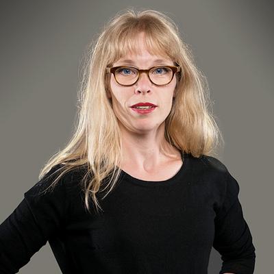 AnnaLina Hertzberg. Foto: Fotografica