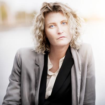 Monica Wilderoth. Foto: Markus Gårder