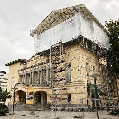 Stora teatern i Norrköping. Foto: Jeanette Söderwall