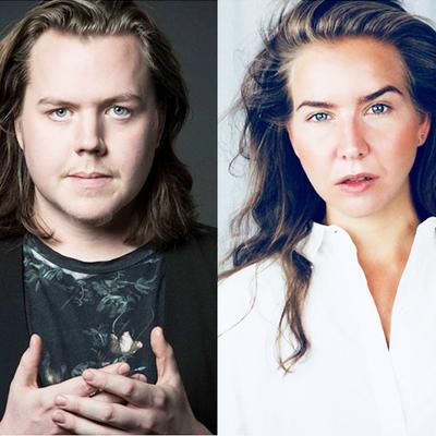 Oscar Collin och Pia Ternström