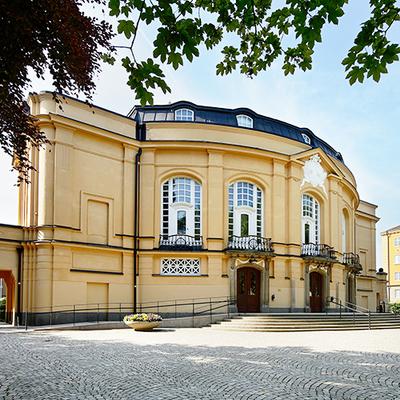 Stora teatern i Linköping. Foto: Peter Holgersson