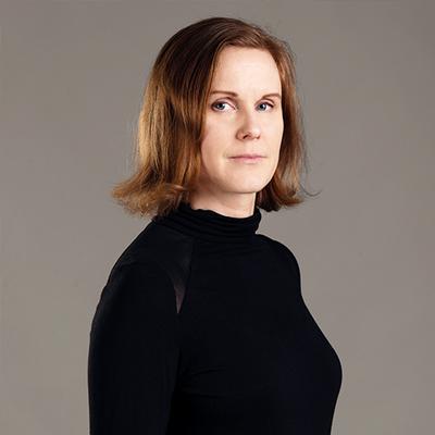 Helena Sandström Cruz. Foto Niclas Fasth
