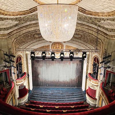 Salongen i Norrköpings teaterhus. Foto: Jeanette Söderwall