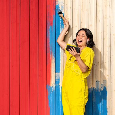 Lisa Hu Yu. Foto: Niclas Fasth