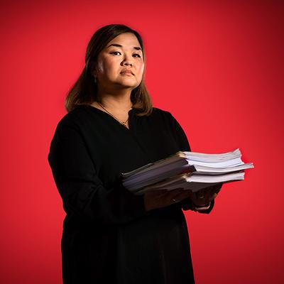 Madeleine In Hwa Björk. Foto: Niclas Fasth