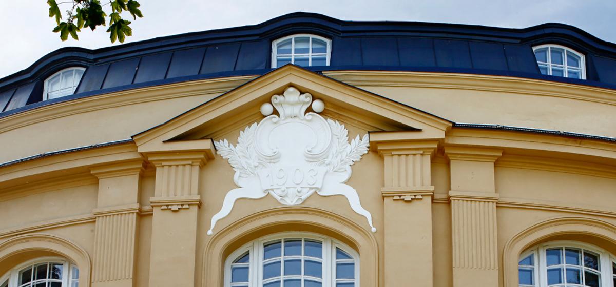 Fasad på Stora teatern i Linköping - Foto: Peter Holgersson