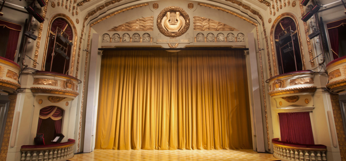 Salongen i Norrköpings teaterhus - Foto: Markus Gårder