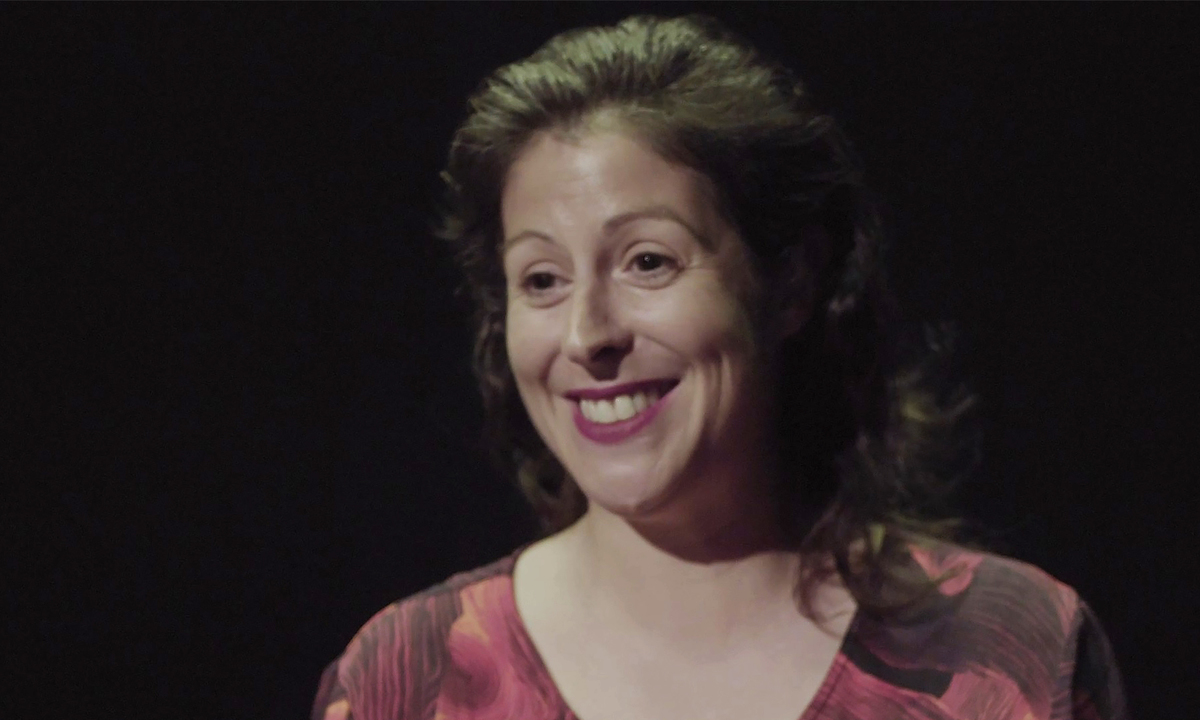 Intervju - America Vera-Zavala om Dumar