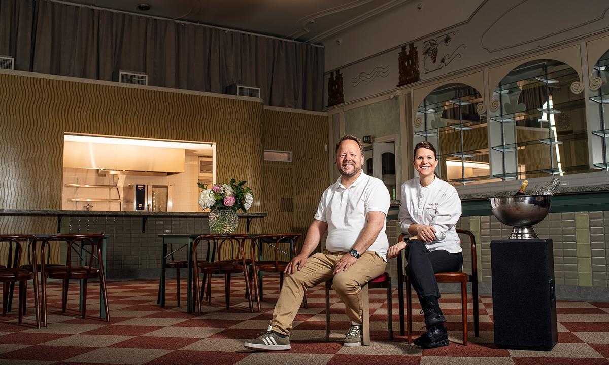 Mat & dryck - Förboka middag eller pausservering genom Östgöta Kök