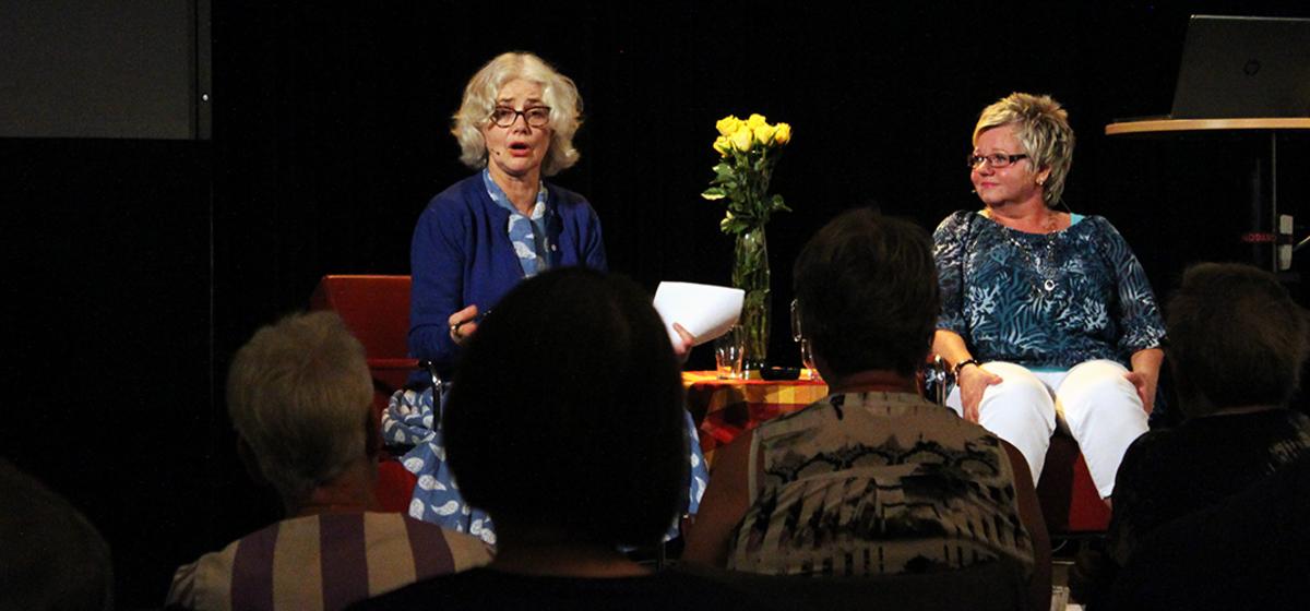 Många önskeuppsättningar - Publiken blev involverad i samtalet om pjäser och repertoarval.