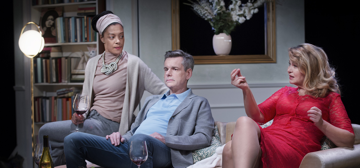 Bra människor - Anna Sise, Per Burell och Ing-Marie Carlsson.